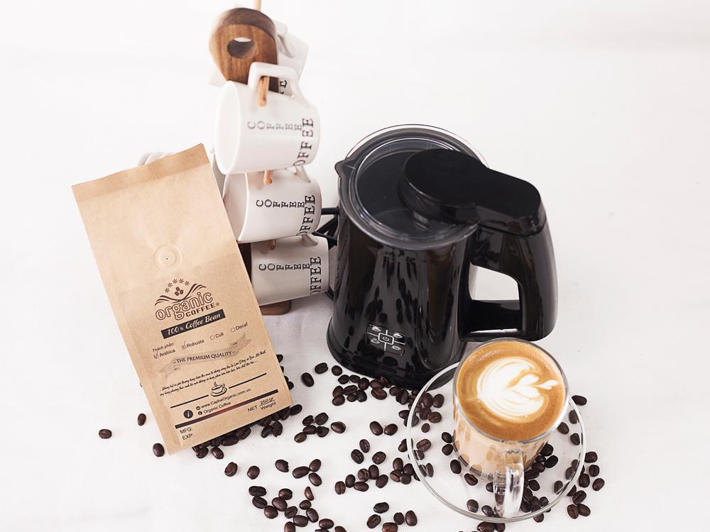 cà phê nguyên chất - Organic Coffee