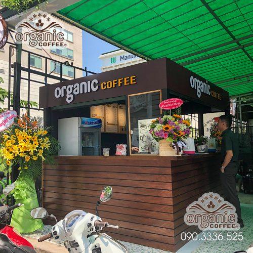 Organic Coffee – Cà Phê Sạch – Cà Phê Pha Máy