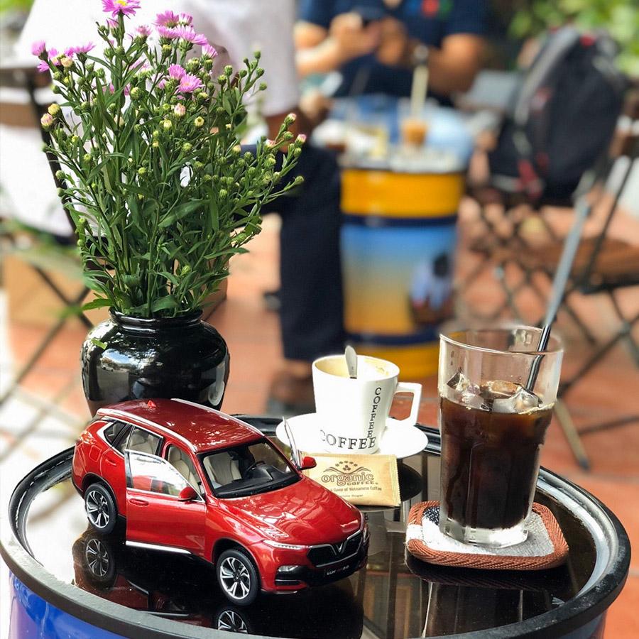 Nhuộm Tóc Bằng Cafe Vừa Rẻ Tiền Lại An Toàn