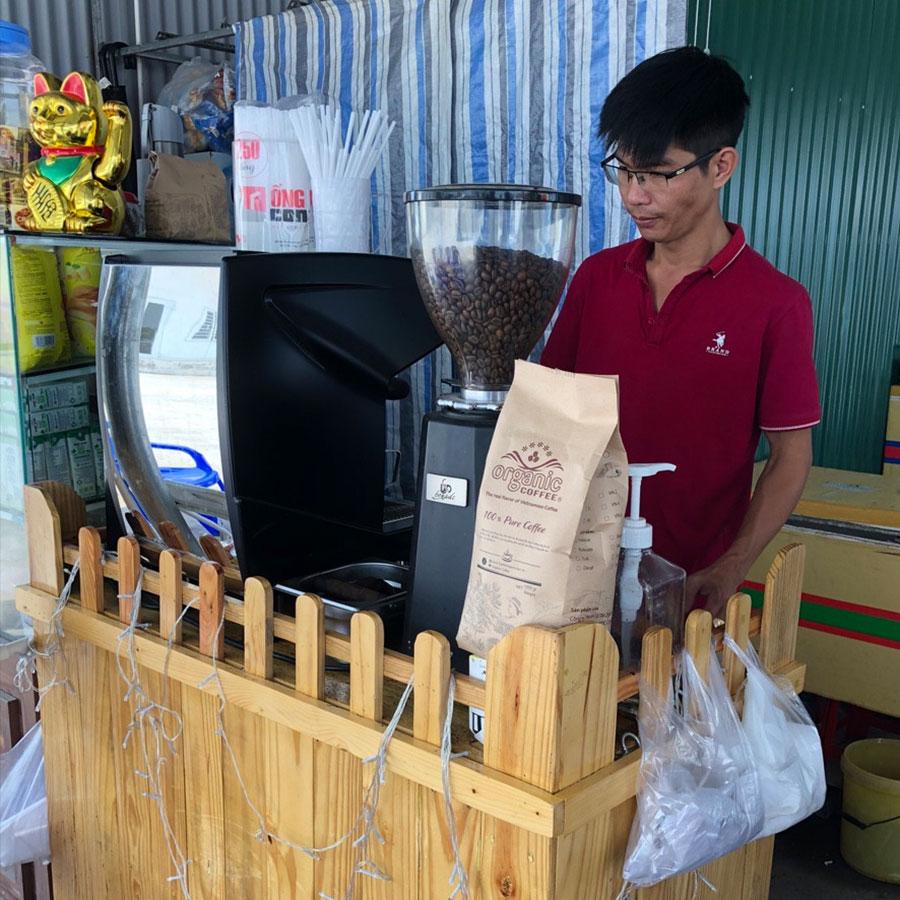 Organic Coffee - Cafe Sạch - Cafe Pha Máy - Nguồn Cà Phê Ngon Dành Cho Quán