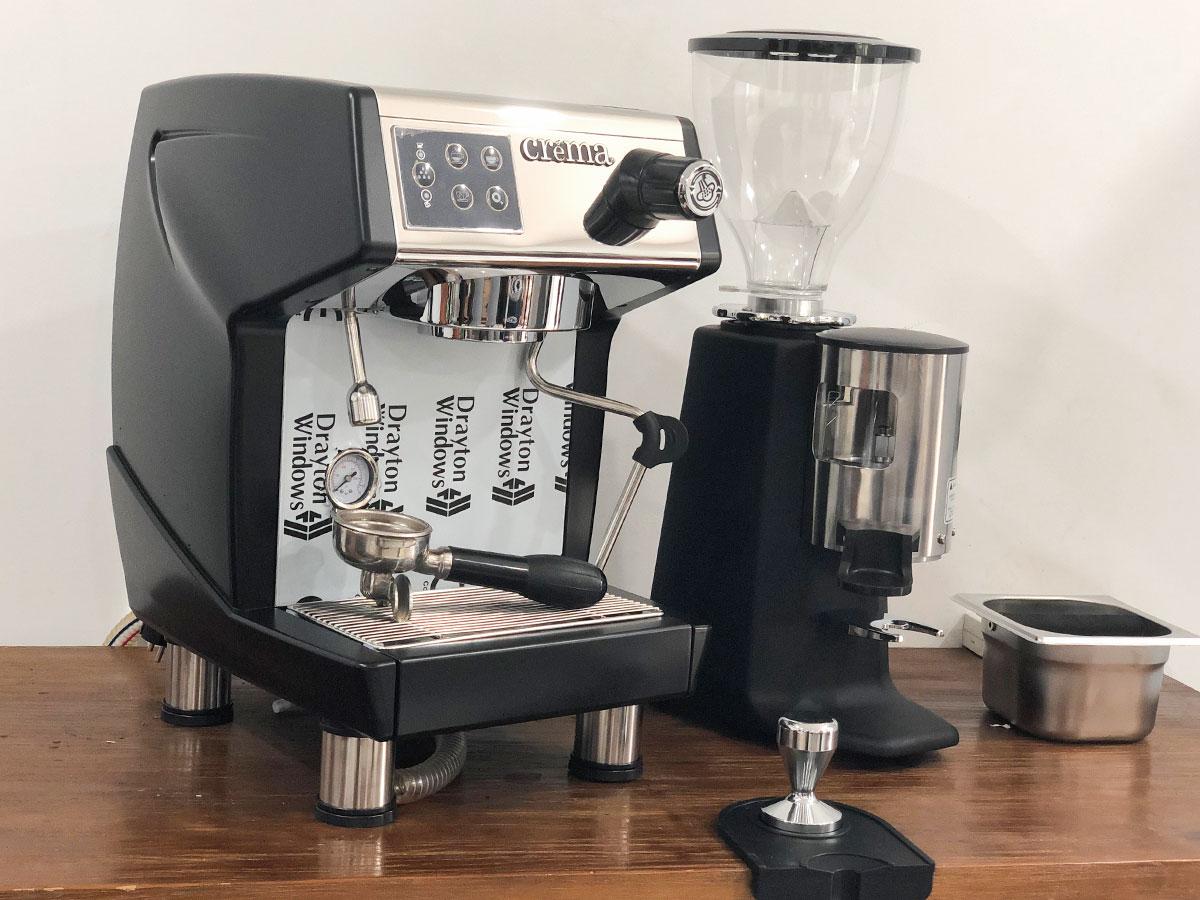 bộ máy pha CRM-3200 dành cho cafe takeaway