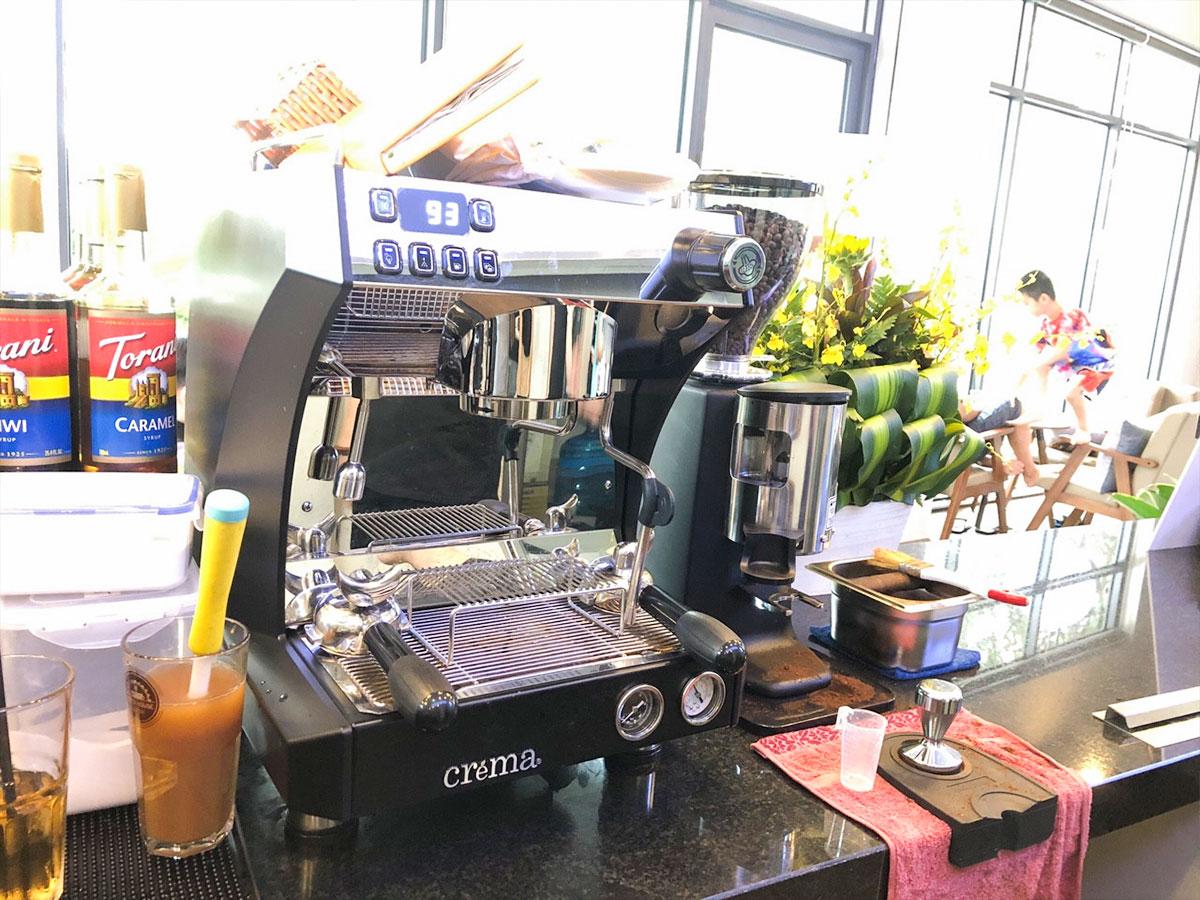 Máy pha cafe CRM31 được ưu tiên lựa chọn nhiều