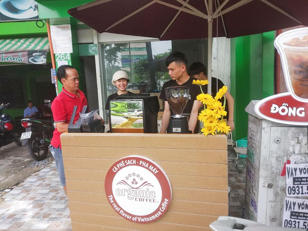 Bộ máy pha café CRM3200B