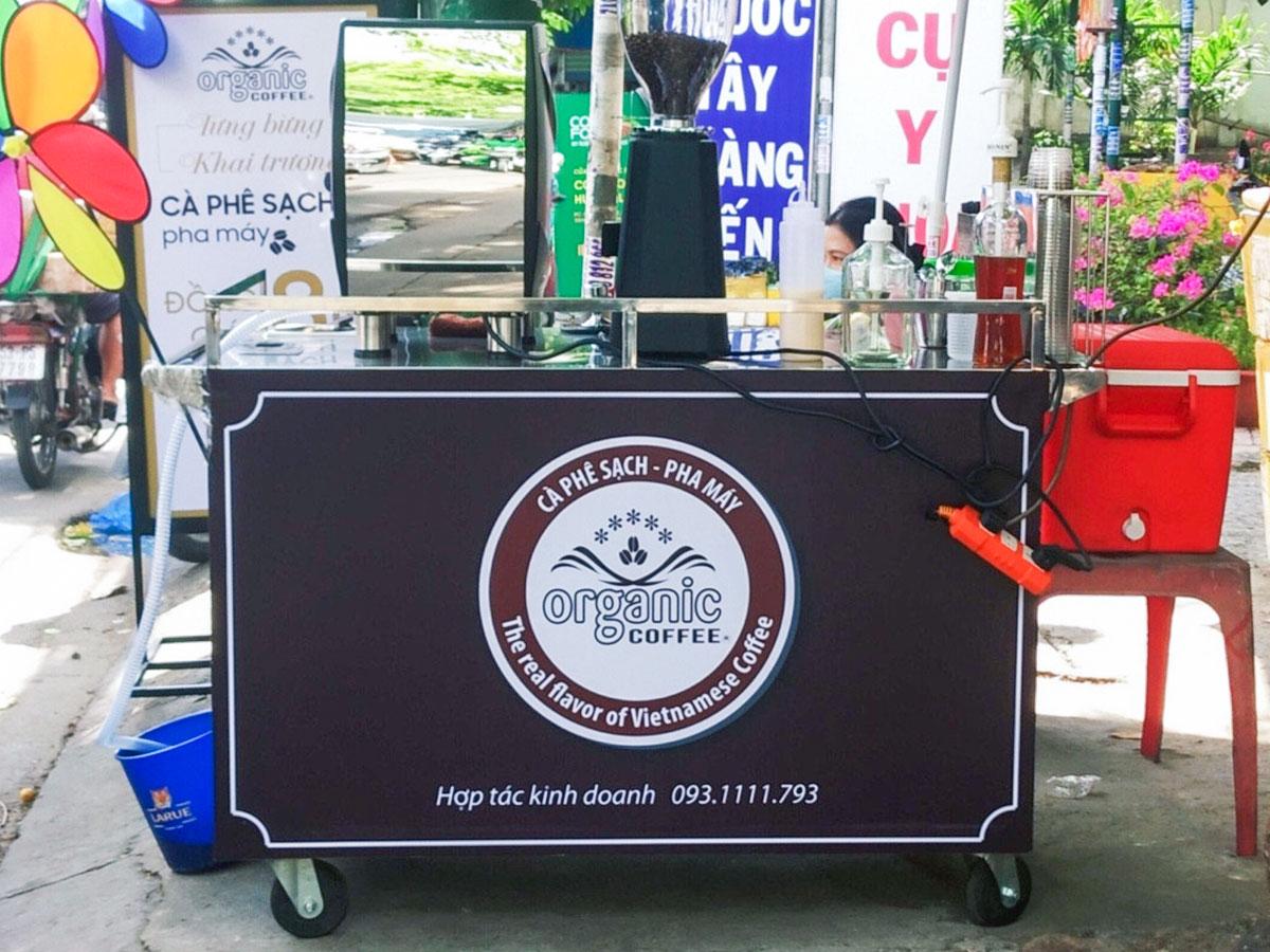 Xe Cafe TakeAway - Organic Coffee tại 673 Hương Lộ 2, Bình Tân