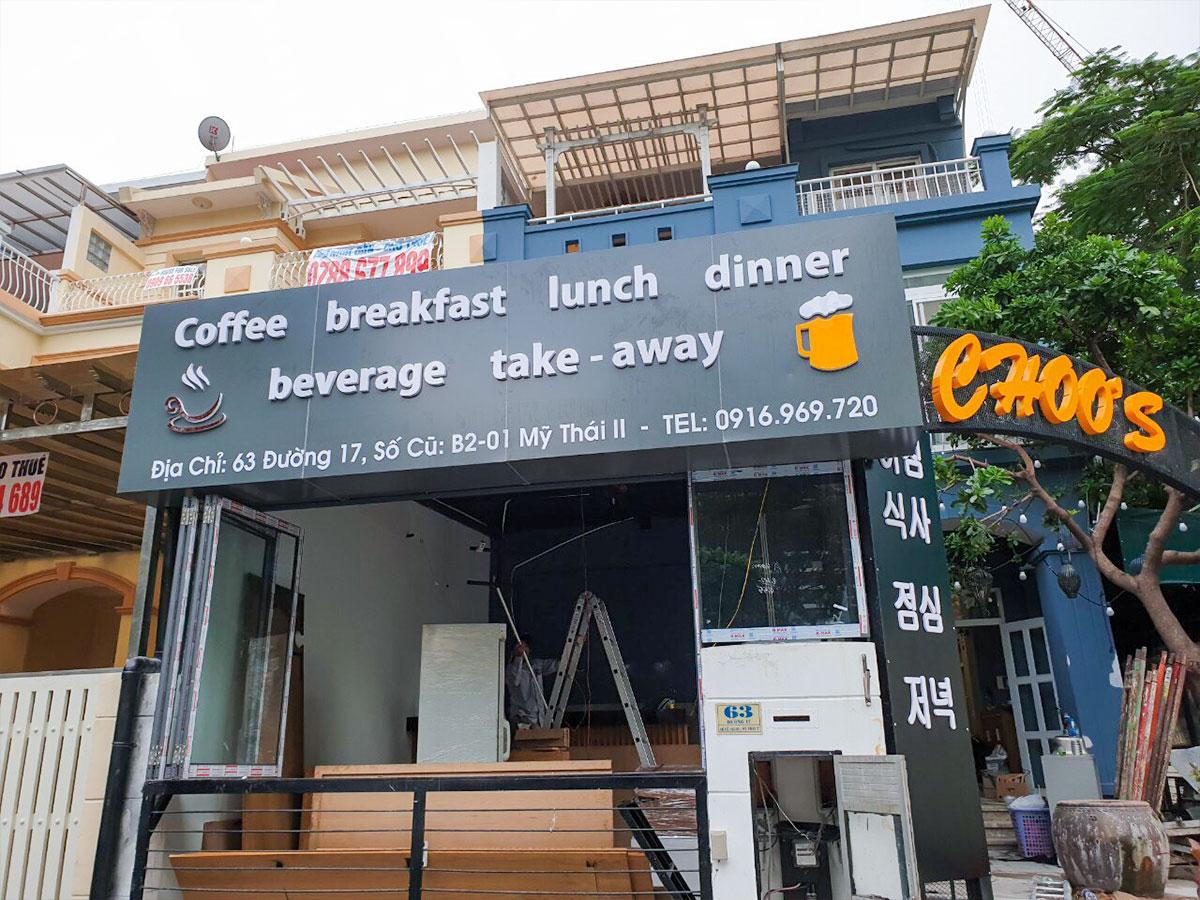 Quán Coffee More - Khu Mỹ Thái - Phú Mỹ Hưng