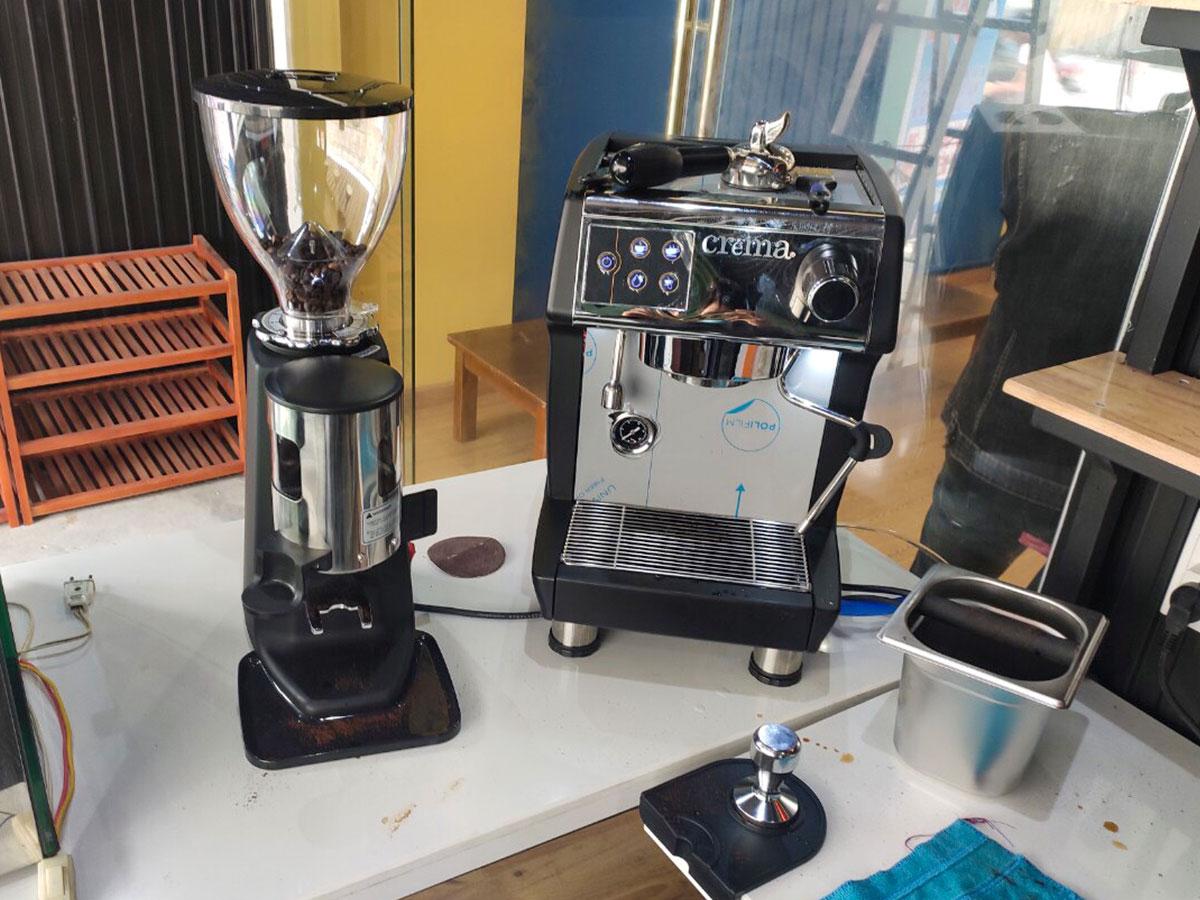 Máy Pha Café CRM3200 tại Bình Dương