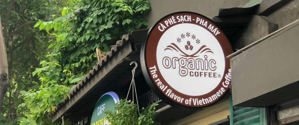 ca phe organic