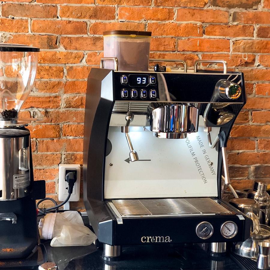 Mua máy pha cà phê ở đâu tại TP.HCM