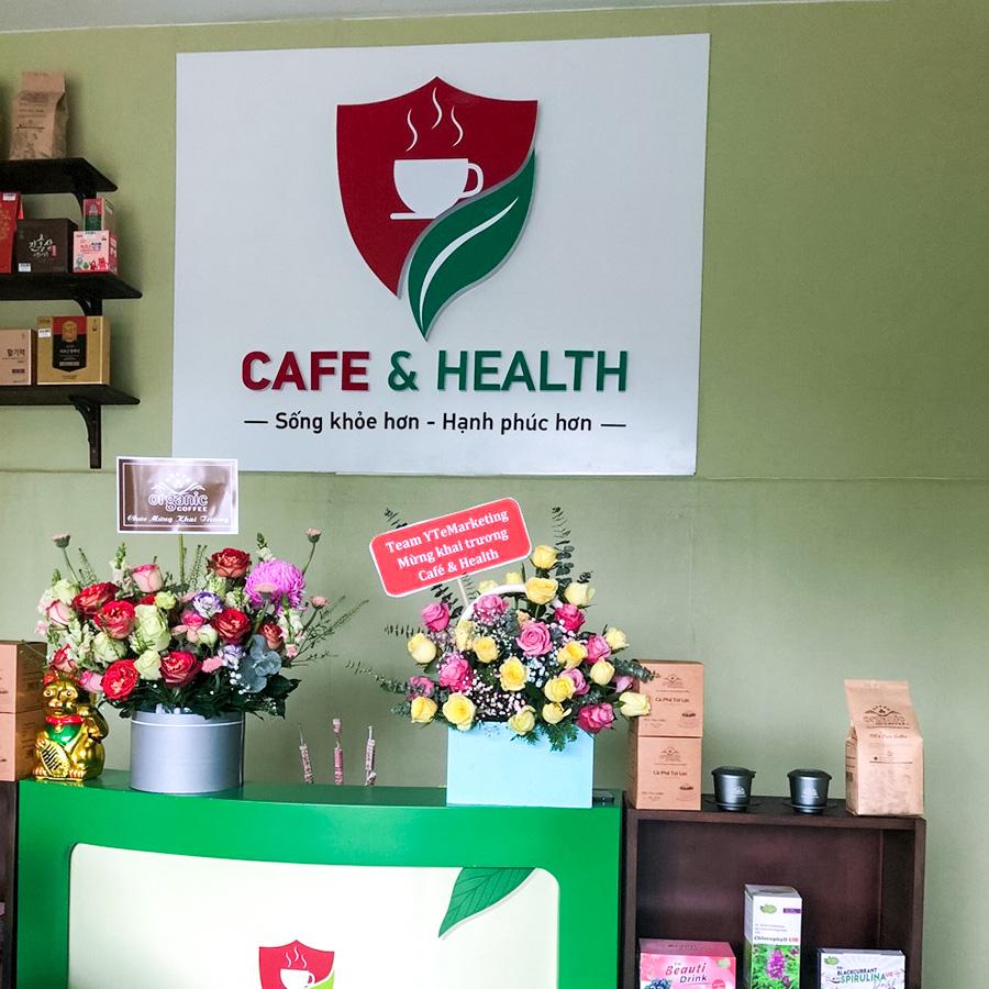Cung Cấp Máy Pha Cà Phê Crema CRM-31 Cho Chuỗi Cafe & Health