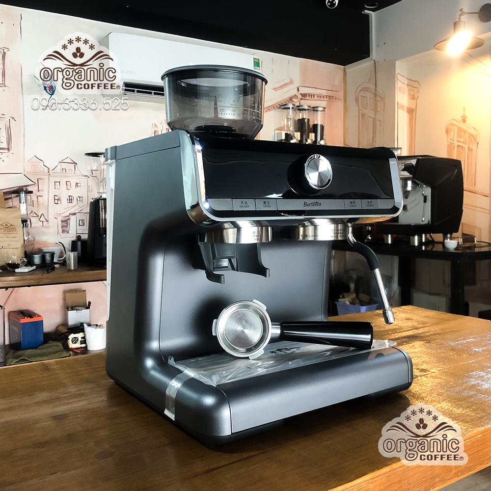 máy pha cà phê tự động Barsetto