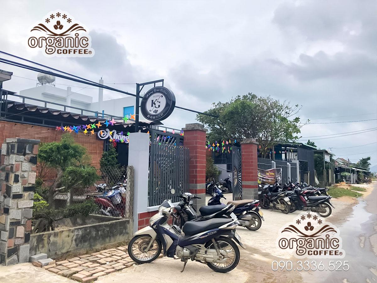Máy Pha Cà Phê Crema CRM-3200B tại Bình Định – Quán Không Gian, Bình Định