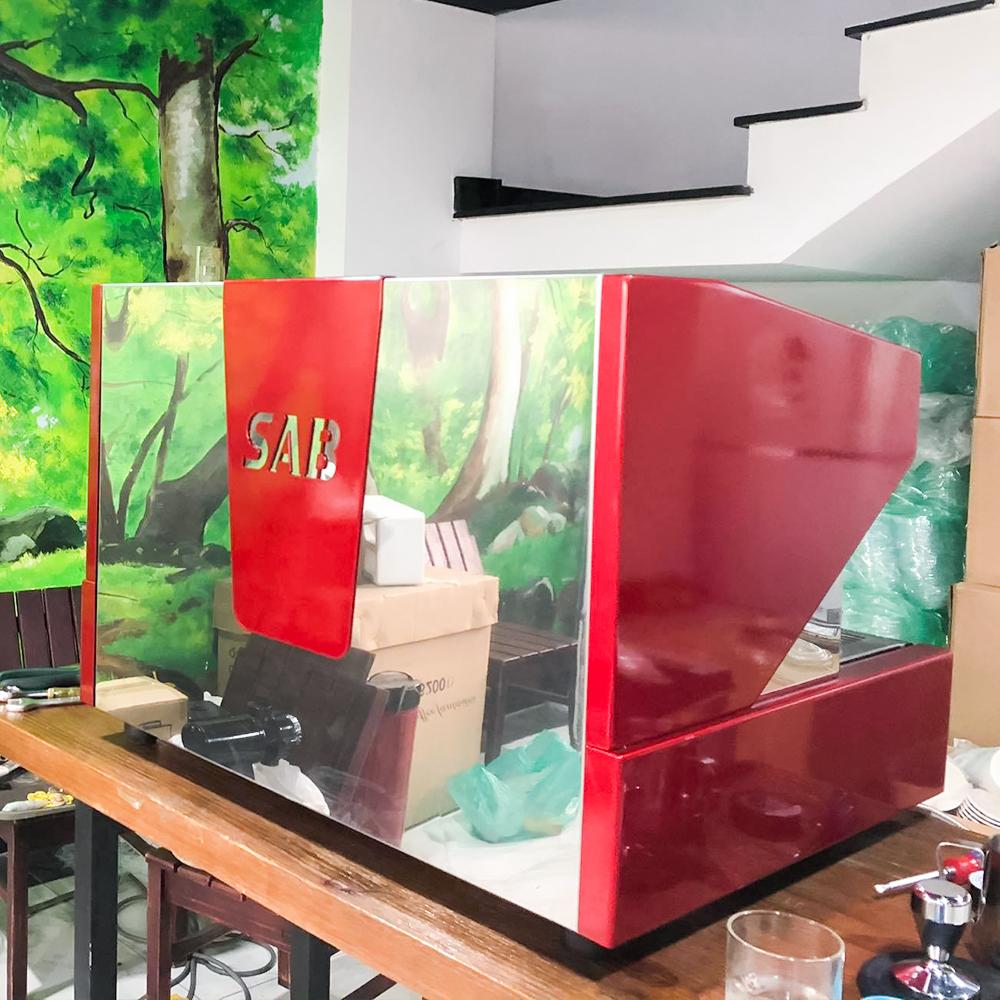 Italia Sab Jolly Automatic Coffee Machine