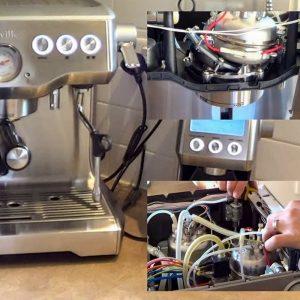 Máy Pha Cafe Không Lên Áp Suất – Seri Tìm Hiểu Máy Pha Cà Phê