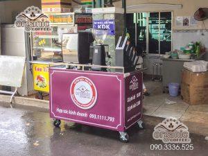 Kinh Doanh Cafe Take Away Tại Quận 7 Với Thương Hiệu Organic Coffee
